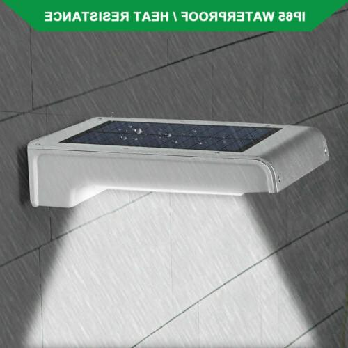 Lights 72 LED Solar Light Security Motion