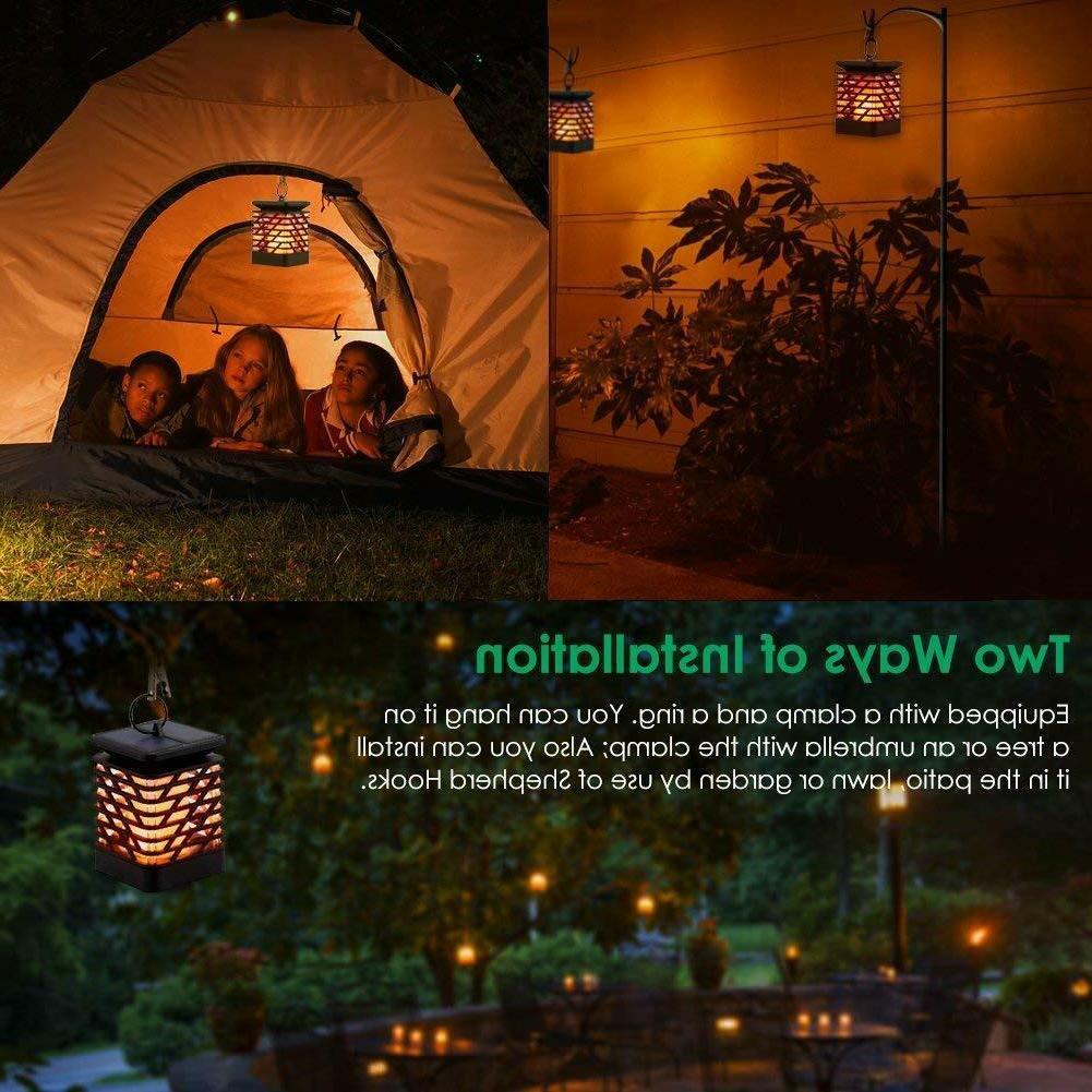 Dancing Lanterns Outdoor Hanging Night Waterproof