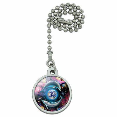 dolphin earth world solar system yin yang