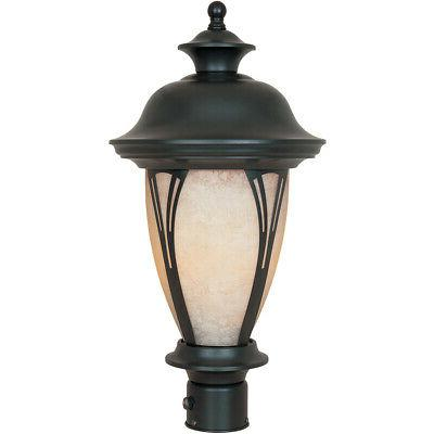 Designers Fountain FL30536-AM-BZ Westchester Post Lights & A