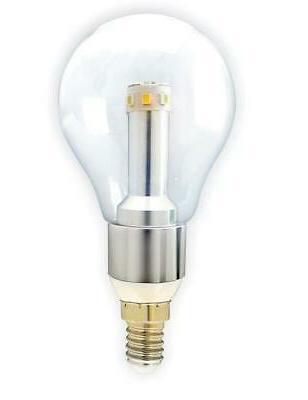replacement gs solar led light bulb a60