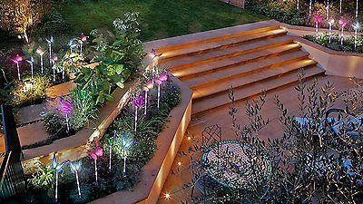 Doingart Garden Outdoor - Pack Solar Light LED