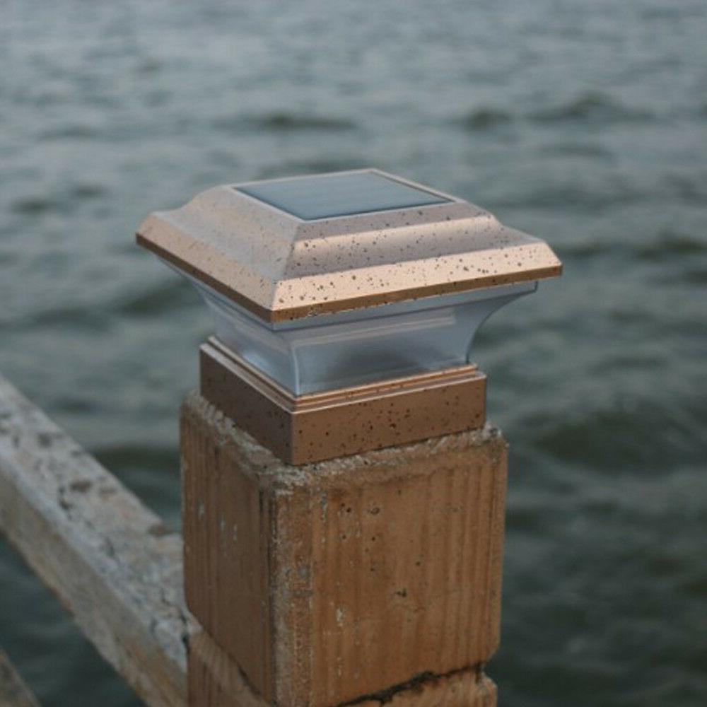 Generic Copper Tone Post Sun 6/8 Walkway/Outdoor