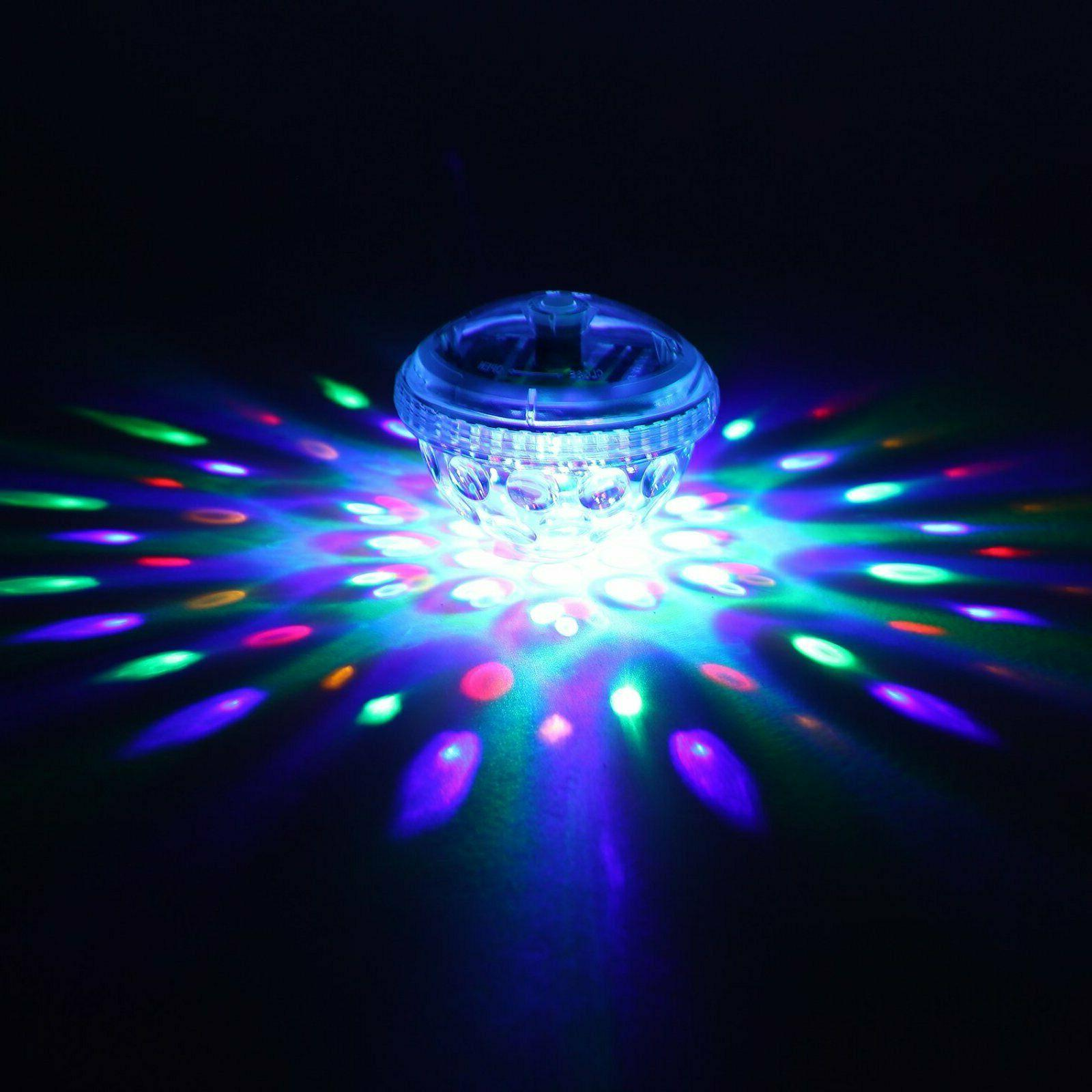 GIGALUMI Solar Lights Color Changing Light 1