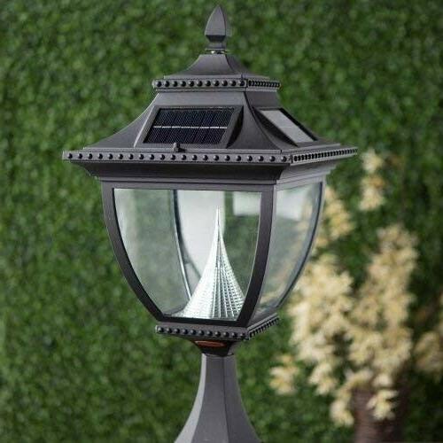 Gama Black LED Light