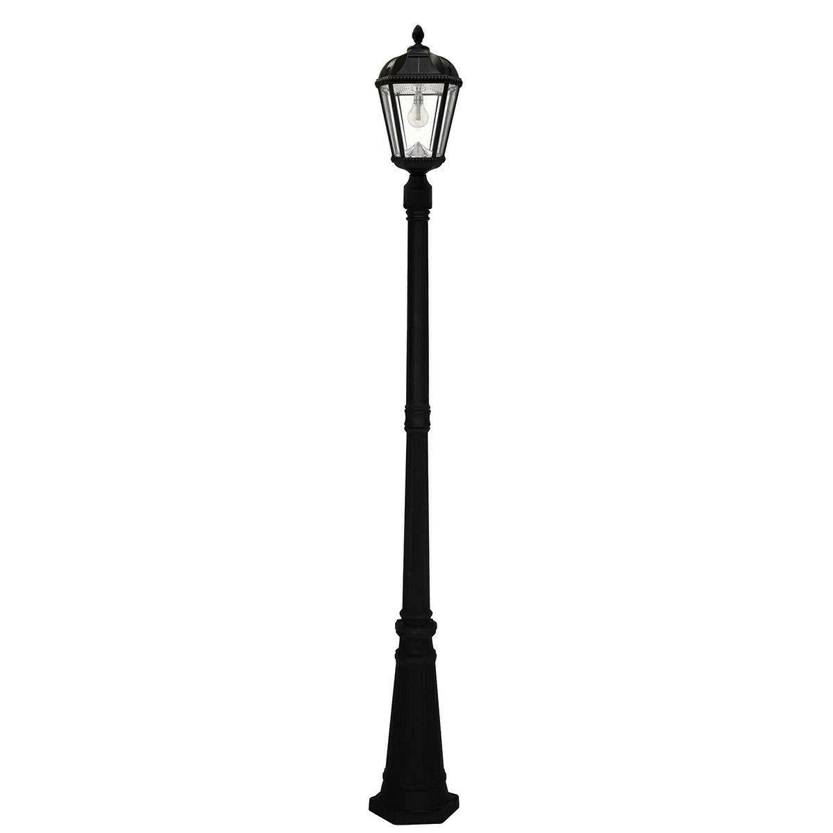 gs 98b s blk royal bulb lamp