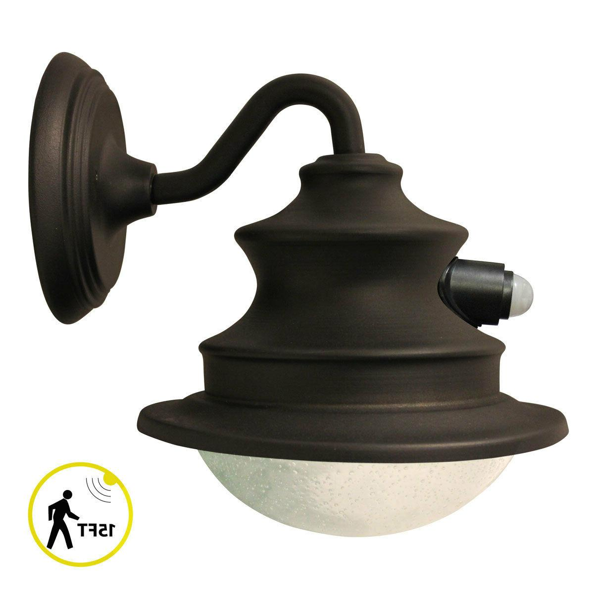 GAMA-GS122PIR-Solar Barn Light with Motion Sensor GS-122PIR