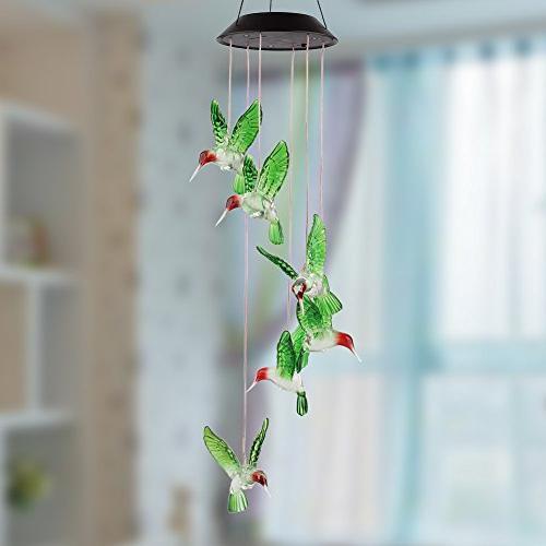 hummingbird solar mobile