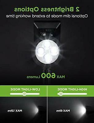 InnoGear Solar Lights Upgraded Waterproof Solar White