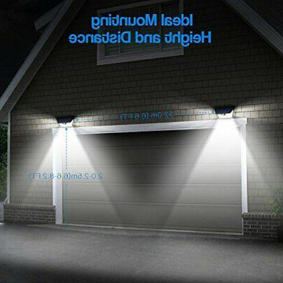 InnoGear with Lighting Area Wireless Motion Sensor