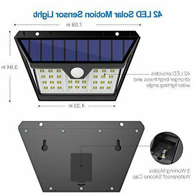 InnoGear Solar Outdoor with Wireless Motion