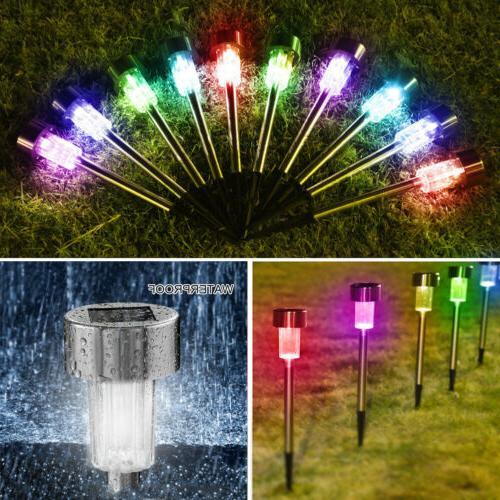 LED Steel Lamp Waterproof