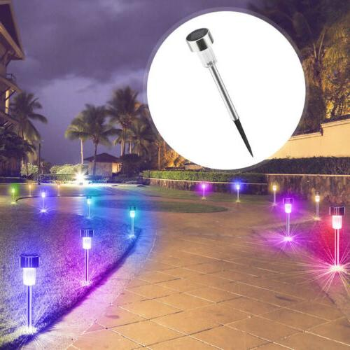 LED Light Stainless Steel Lawn Lamp Waterproof Decorative Light