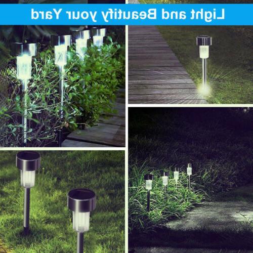 Steel Lamp Garden Waterproof Decorative