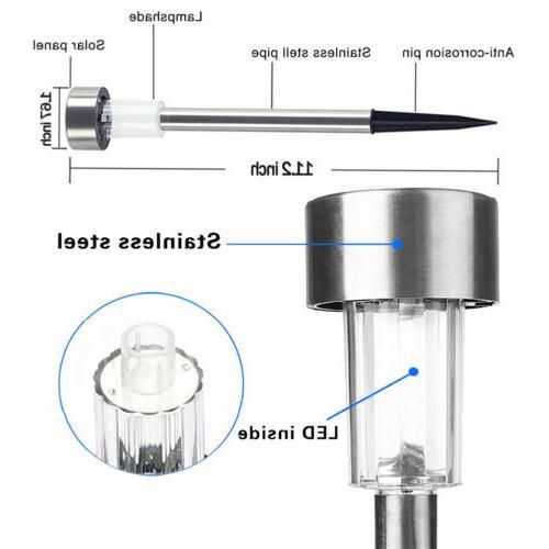 LED Light Steel Lamp Waterproof