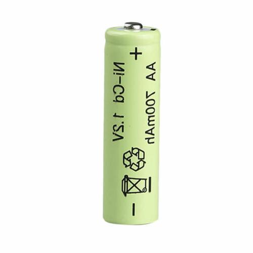 Lot Batteries NiCd Garden LED