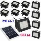 LOT 54 LED Solar Lights  li-polymer 3.7v/ 4000mah  ip65 wate