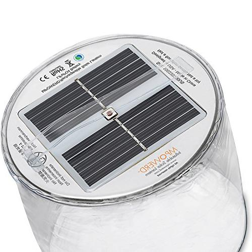 MPOWERD Luci The Original Solar Clear Finish