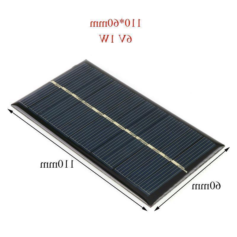 mini small solar cells 6 volt 1