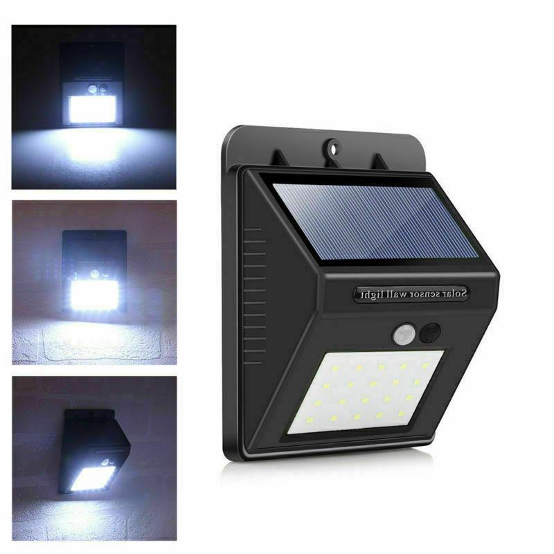 NEW Porch & Lights Sensor Motion for