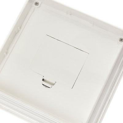 "GREENLIGHTING NEW x 5"" Solar Power LED Post Cap w/ Adapter"
