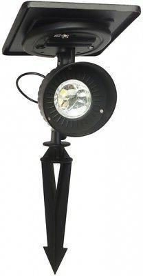 NEW Progressive Black 1-Watt  LED Spot Light