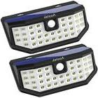 New Upgraded 36 LED Solar Lights with Wide Angle Illuminatio