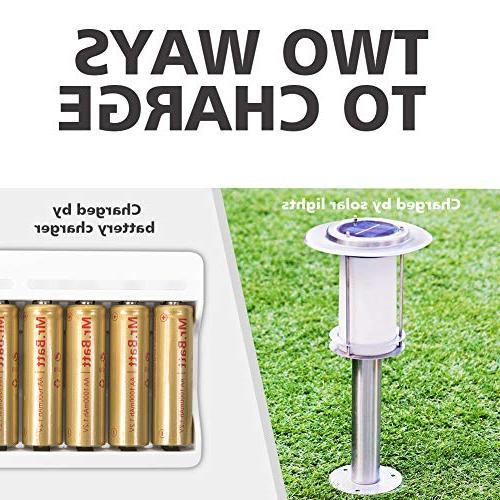 Mr.Batt Batteries 1.2V