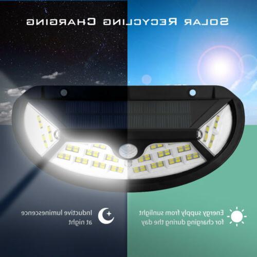 Outdoor 100 Power Lights PIR Sensor Waterproof