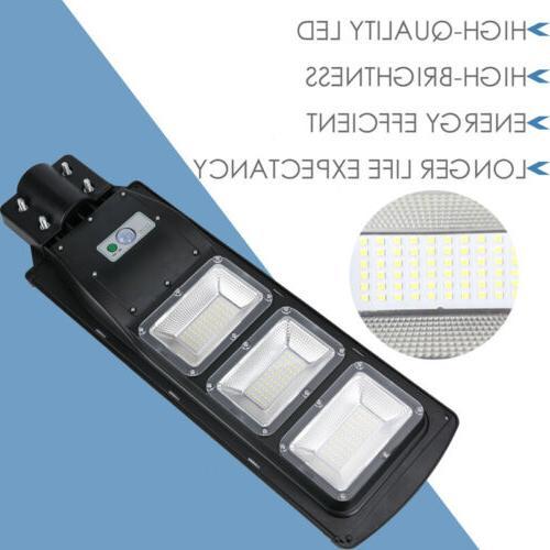 2X 990000LM Solar IP67 Dusk