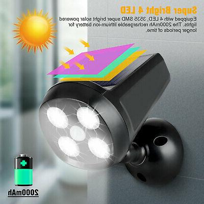 Torch Motion Detector Lights