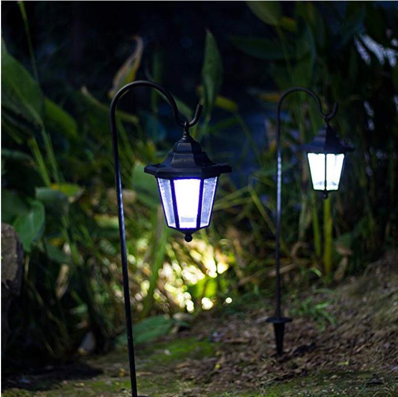 outdoor hanging solar lights coach lantern 2