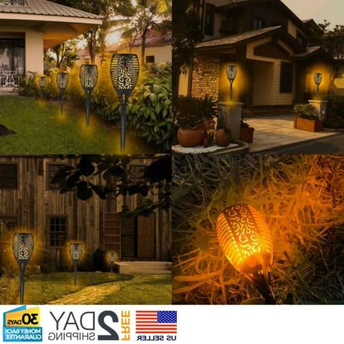 Outdoor LED Flame Light Torch | Garden Lawn Effect
