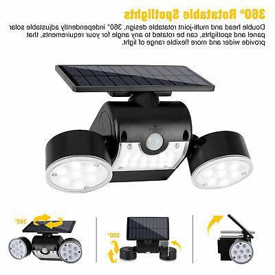 Outdoor Sensor Lights 30 Lamp