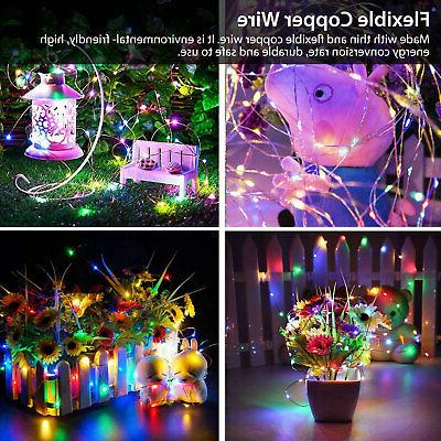 Outdoor 10M 33Ft LED Copper Wire Light Fairy Xmas Party