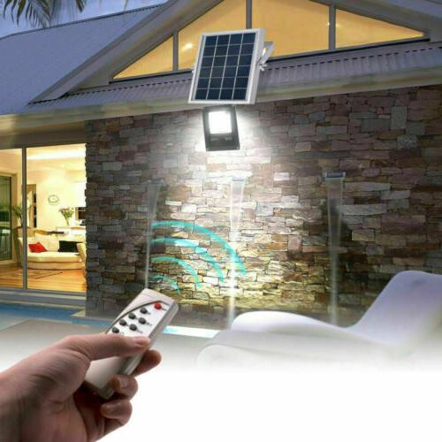 Outdoor Solar Spot Lights Sensor Flood Garden Lawn