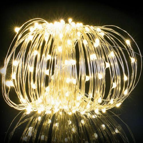 Outdoor String LED Copper Light String