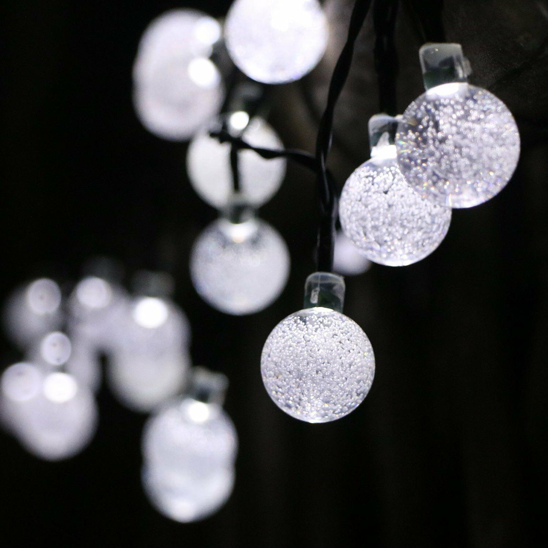 30 LED Solar Lights