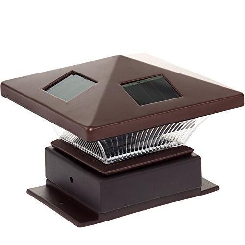 Westinghouse Solar LED Light for Wood Posts