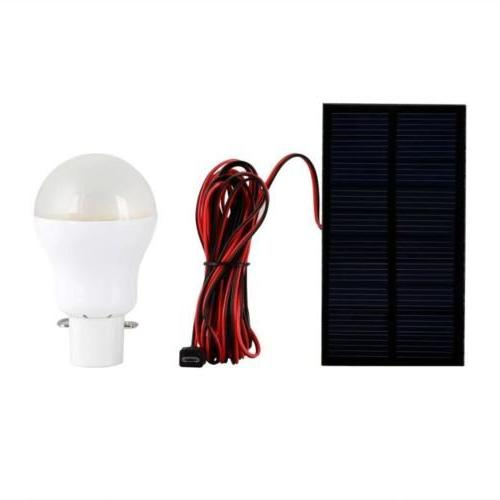 Portable Bulb & Indoor Solar Powered Led Lighting System Solar Lamp Hot Required During