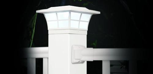 Set Caps PRESTIGE POST 4x4 SL079W white