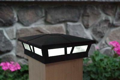 Classy Cambridge Solar Post Cap, 6