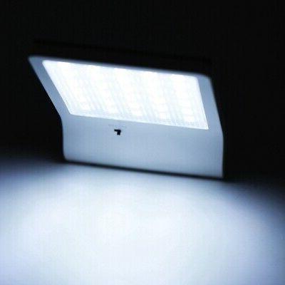 Sensor Garden Path Street Lamp