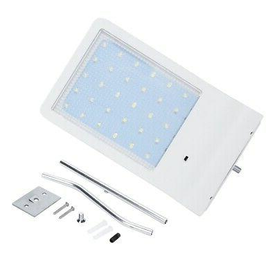 Solar 30 LED Sensor Path Street Security Lamp