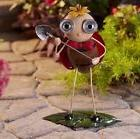 Solar Bee Lights Outdoor garden Statue Decorations / Metal