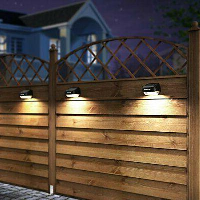 Solar OTHWAY Outdoor Colorful Decorative Deck Light