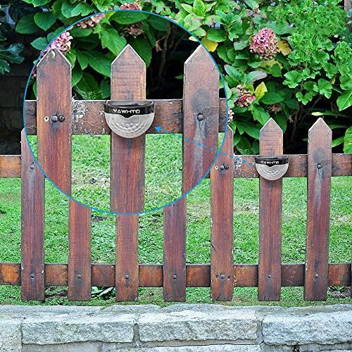 OTHWAY Fence Lights Deck Packs