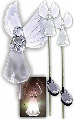 Solar Frosty Angel with Wings
