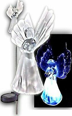 Solar Angel with Fiber Wings