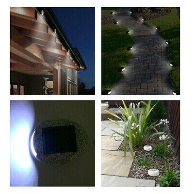 Solar Stone Shaped Waterproof Rock Lght LED Y3Y9